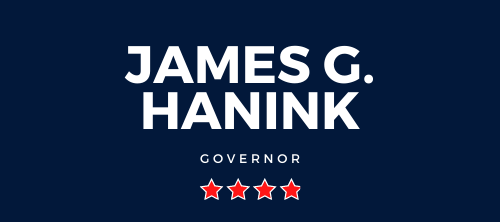 Dr. James G. Hanink for Governor of California